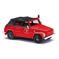 Busch 52717 H0 Volkswagen 181 bestelwagen brandweer Halsbach