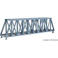 Vollmer 47801 N Stalen boogbrug 1 spoor Universeel (l x b x h) 225 x 38 x 61 mm