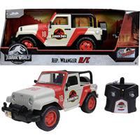 JADA TOYS 253256000 Jurassic Park RC Jeep Wrangler 1:16 RC auto Elektro Terreinwagen Incl. batterijen