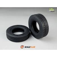 ScaleClub 1:14 Banden 20 mm 1 paar