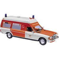 Busch 52211 H0 Mercedes Benz VF 123 Miesen-opbouw brandweer