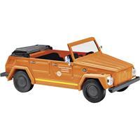 Busch 52716 H0 Volkswagen 181 koerierwagen THW civiele bescherming