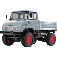 Tamiya 47465 Unimog 406 CC02 vorlackiert 1:10 Elektro RC auto Bouwpakket