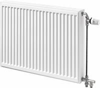 Henrad Compact radiator 400 x 400 type 11 338 Watt