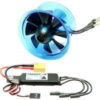 Pichler THRUST Impeller Brushless elektromotor voor autos kV (rpm/volt): 11000