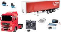 Tamiya 331056332 MAN TGX 2A 1:14 Elektro RC truck Voordeelset Exclusieve set