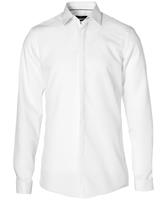 Venti Overhemd - Extra Lang - Ecru