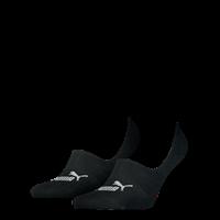Puma sokken Footie zwart 2-pack-43-46