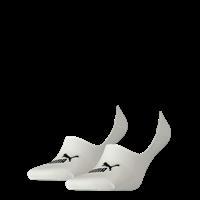 Puma sokken Footie wit 2-pack-39-42