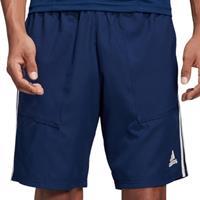 adidas Trainingsshorts Tiro 19 - Navy/Wit