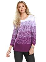 Your look for less! Pullover, bessenrood