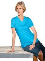 Your look for less! Shirt, turquoise