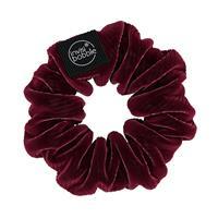 invisibobble SPRUNCHIE - Rode fluwelen scrunchie-Zonder kleur