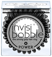 Invisibobble Power Strong haarband - Zwart