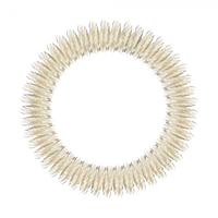 invisibobble Smalle haarelastiekjes in stay gold-Goud