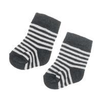 Feetje Mini Person Sokjes Antraciet Melange