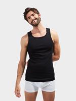 TOM TAILOR onderhemd in dubbelpak, black