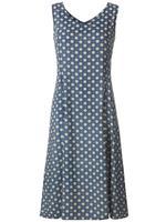 Heine Classic Inspirationen jurk in zwierig wijd banenmodel