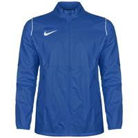 Nike Regenjas Repel Park 20 - Blauw/Wit