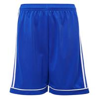 adidas Performance Junior sportshort blauw