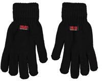 Heat Keeper thermohandschoenen heren acryl zwart /M