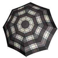 Knirps Duomatic opvouwbare paraplu M check