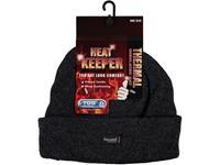 Heat Keeper muts heren acryl antraciet