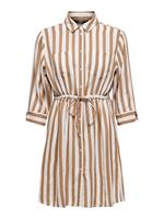 ONLY Detailed Shirt Dress Dames White