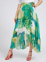 Guess Lange Rok All-Over Print