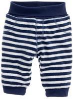 Schnizler broek Maritiem junior polyester navy/wit