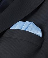 6Road Pochet - Lichtblauw