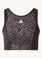 Adidas Sport bh met light support en logo