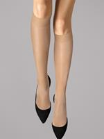 Wolford Satin Touch 20 Knee-Highs - 4738