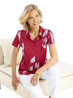 Your Look... for less! Dames Blouse kers gedessineerd Größe