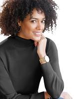 Your Look... for less! Dames Pullover antraciet gemêleerd Größe