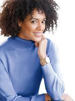 Your Look... for less! Dames Pullover bleu Größe