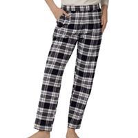 Triumph Lounge Me Cotton Flannel Pants
