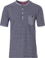 Pastunette heren Mix and Match pyjama shirt korte mouw Rob