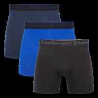 Bamboo Basics 3-pak heren boxers - Rico - Combi 011