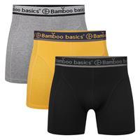 Bamboo Basics 3-pak heren boxers - Rico - Combi 020