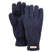Barts Handschoenen van lamswol, model 'Haakon'