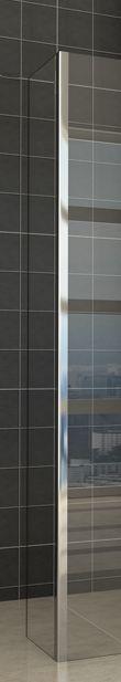 Mueller Wiesbaden Comfort Hoekwand 40 cm