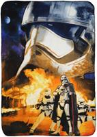 Star wars The Force Awakens plaid 100x140cm 100% polyester