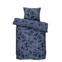 Easy dekbedovertrek Mateo - blauw - 140x200 cm