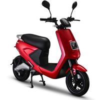 IVA e-go s4 rood