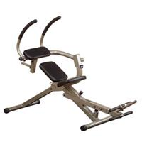 (Best Fitness) Ab Mantis Bench - Rood