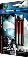 Winmau Darts  Foxfire 80% Tungsten 22.0 gram