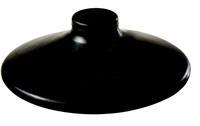 Cawila Platte voet van rubber