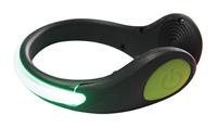 Tunturi LED shoe clip - Rood