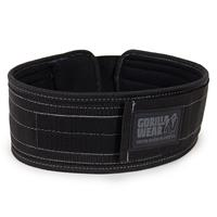 Gorillawear 4 Inch Nylon Belt - S/M